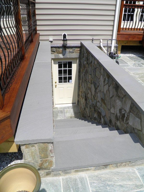 Deck Construction Contractors In Baltimore Md Basement Steps Basement Entrance Basement Stairs