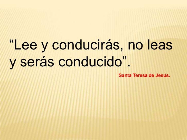 Teresa de Cepeda y Ahumada, Santa Teresa de Jesús o  Teresa de Ávila (1515-1582), religiosa, fundadora de las carmelitas descalzas, mística y escritora española.