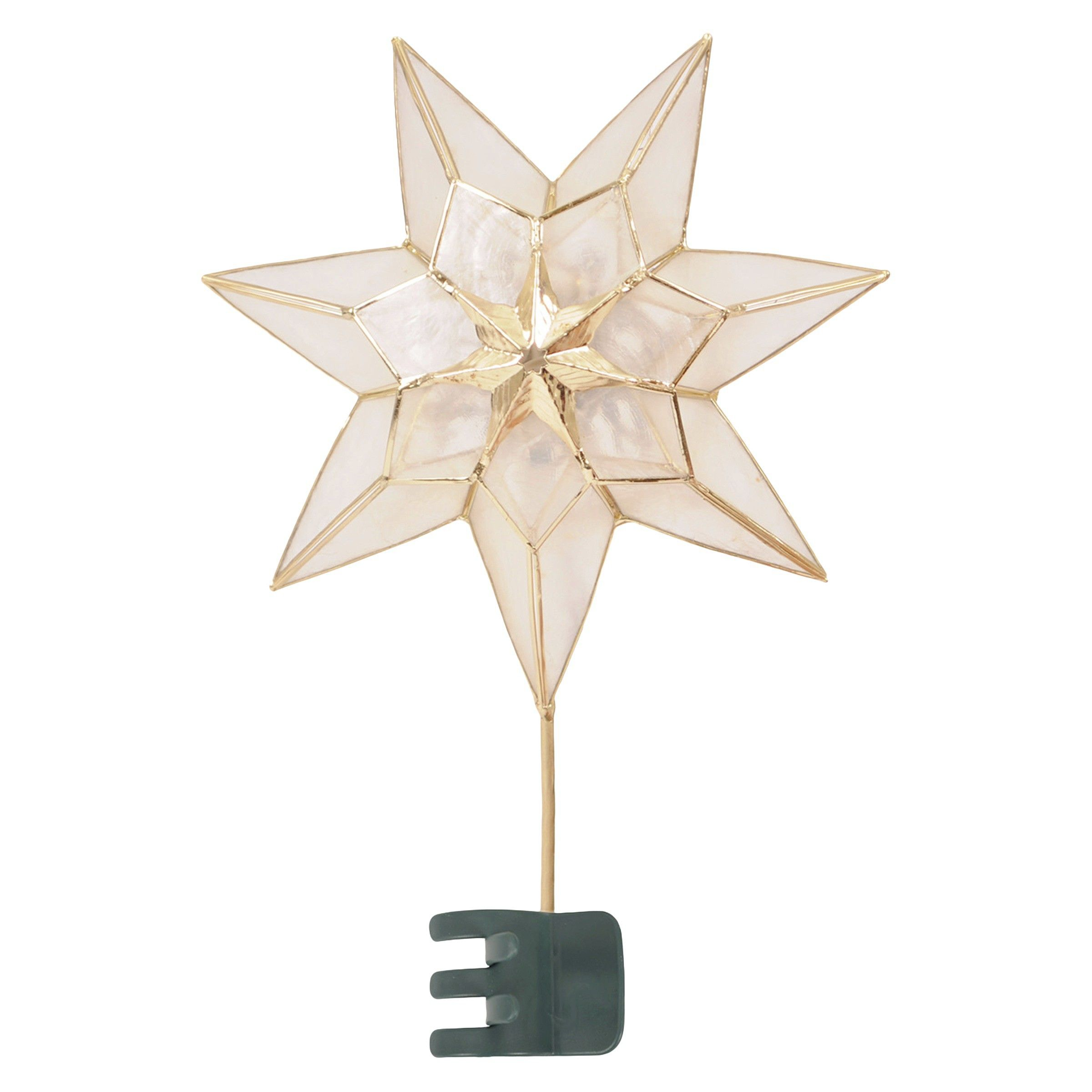 Lit Christmas Tree Topper - Gold Star : Target | holiday decor ...