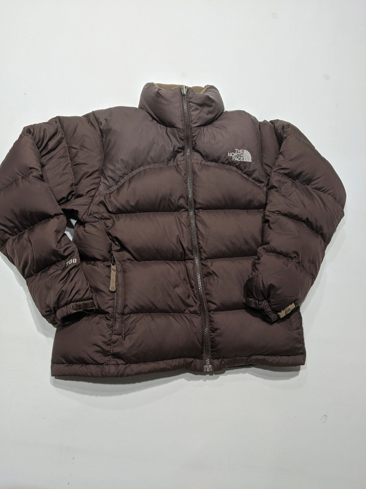 The North Face 700 Women S Small Brown North Face Jacket Brown North Face Puffer Jacket North Face Puffer Jacket Brown [ 1600 x 1200 Pixel ]