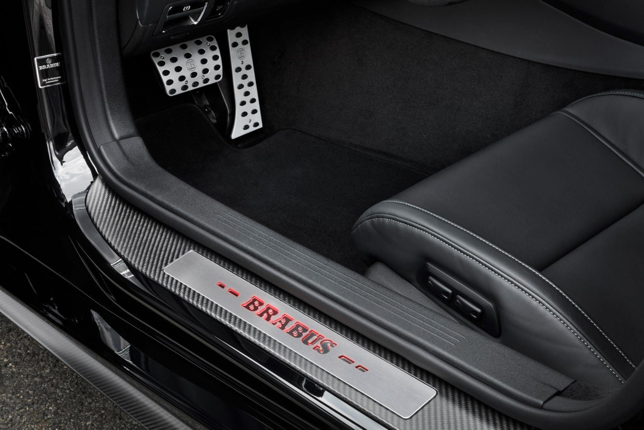 Najnowszy sportowy model Mercedesa doczekał się pakietu modyfikacji