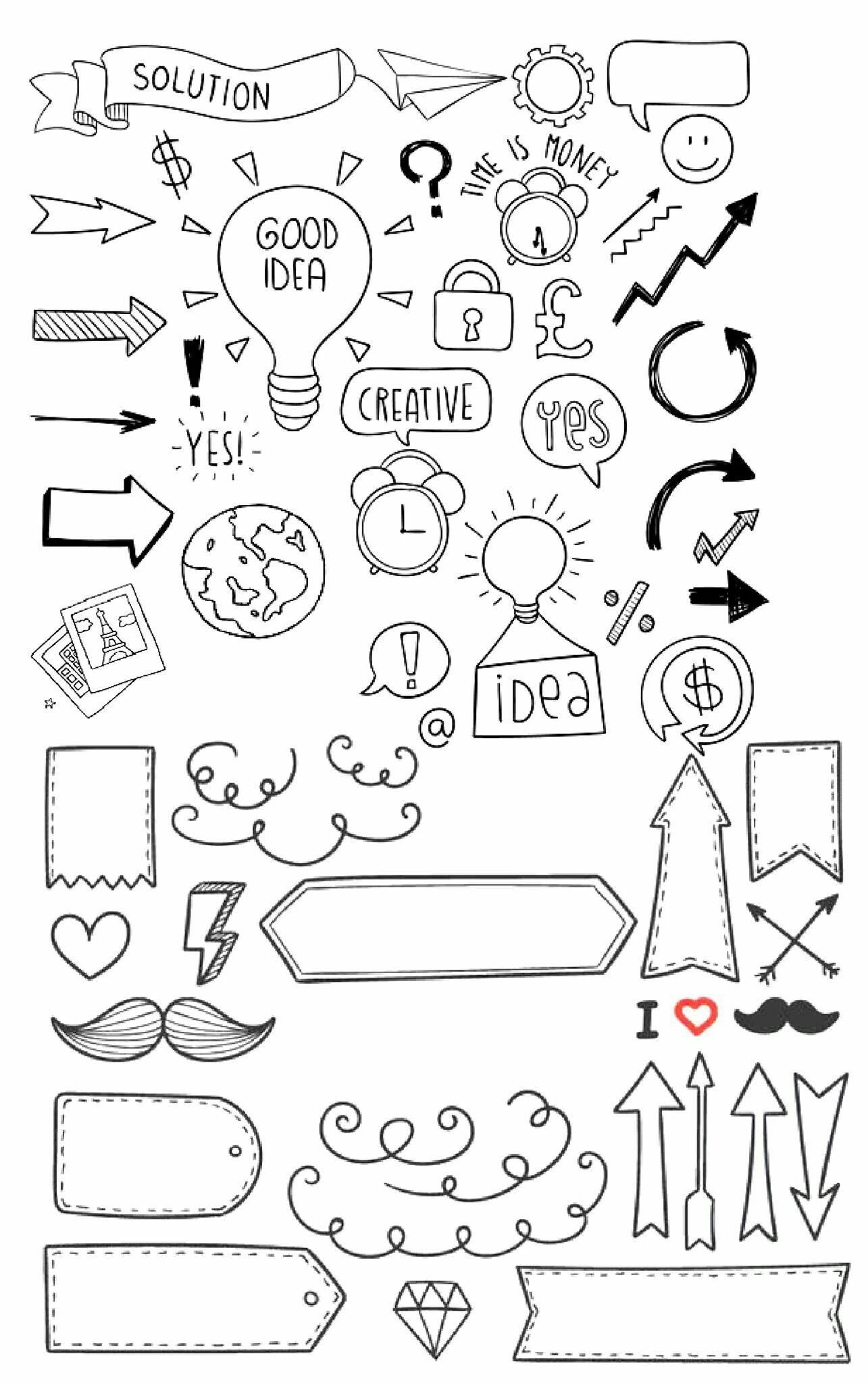 Dibujos Notas De Dibujo Libreta De Apuntes Tipos De Letras Abecedario