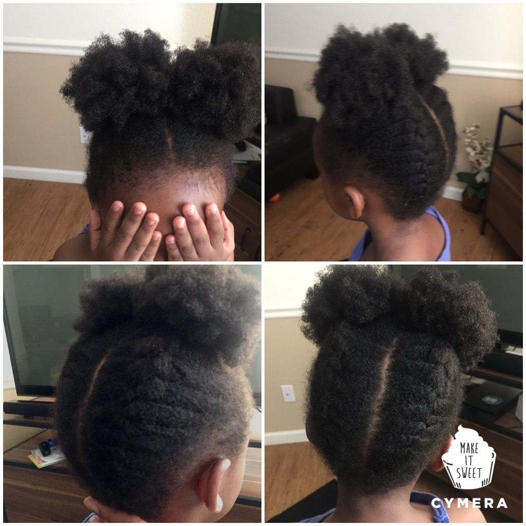 Cute Hairstyle For Natural African American Hair Cute Hairstyle