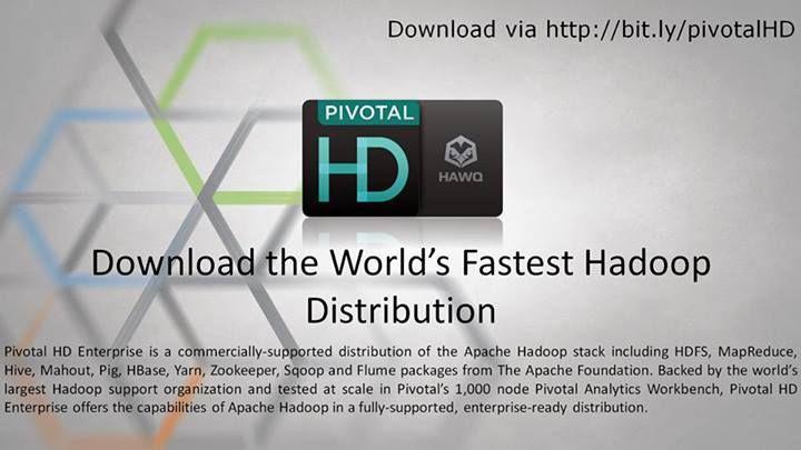 Download the worlds fastest hadoop distribution big