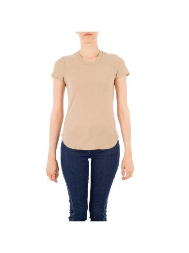 JAMES PERSE James Perse Brown Cotton T-Shirt. #jamesperse #cloth #topwear