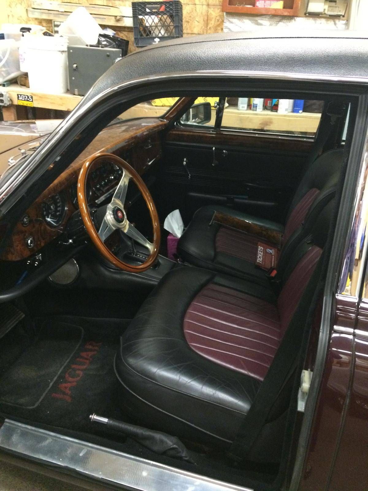 1965 jaguar 3 8s for sale