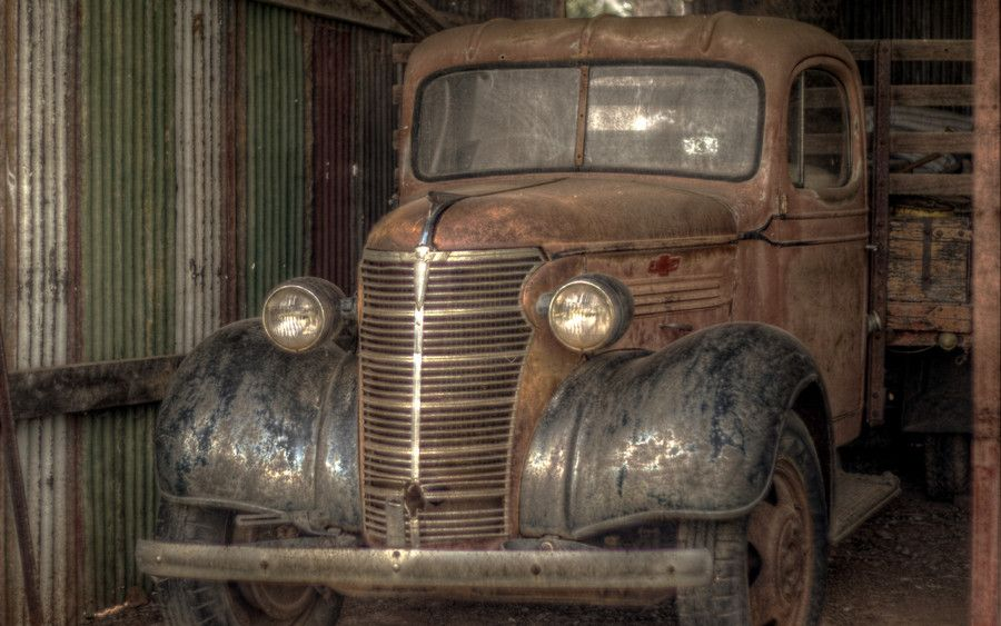 Old Truck. #truck #chevy #old #rusty #history #restore ...