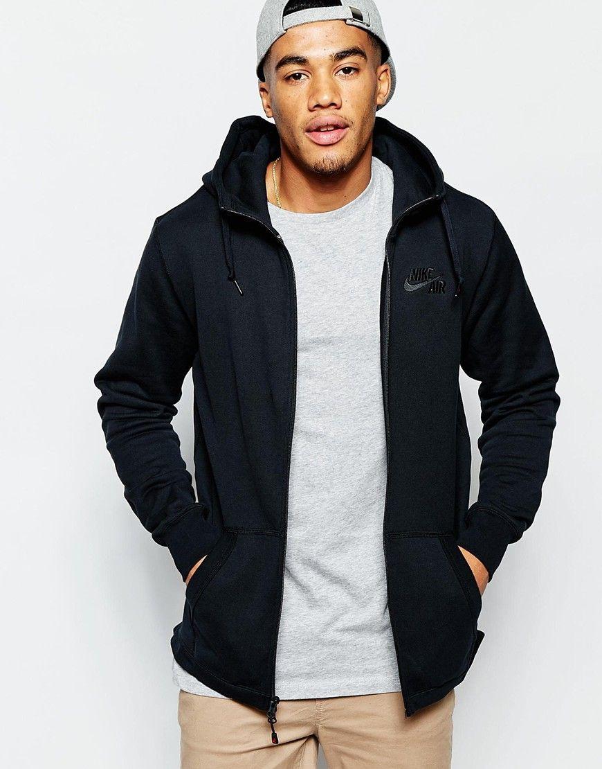 zip up hoodies nike