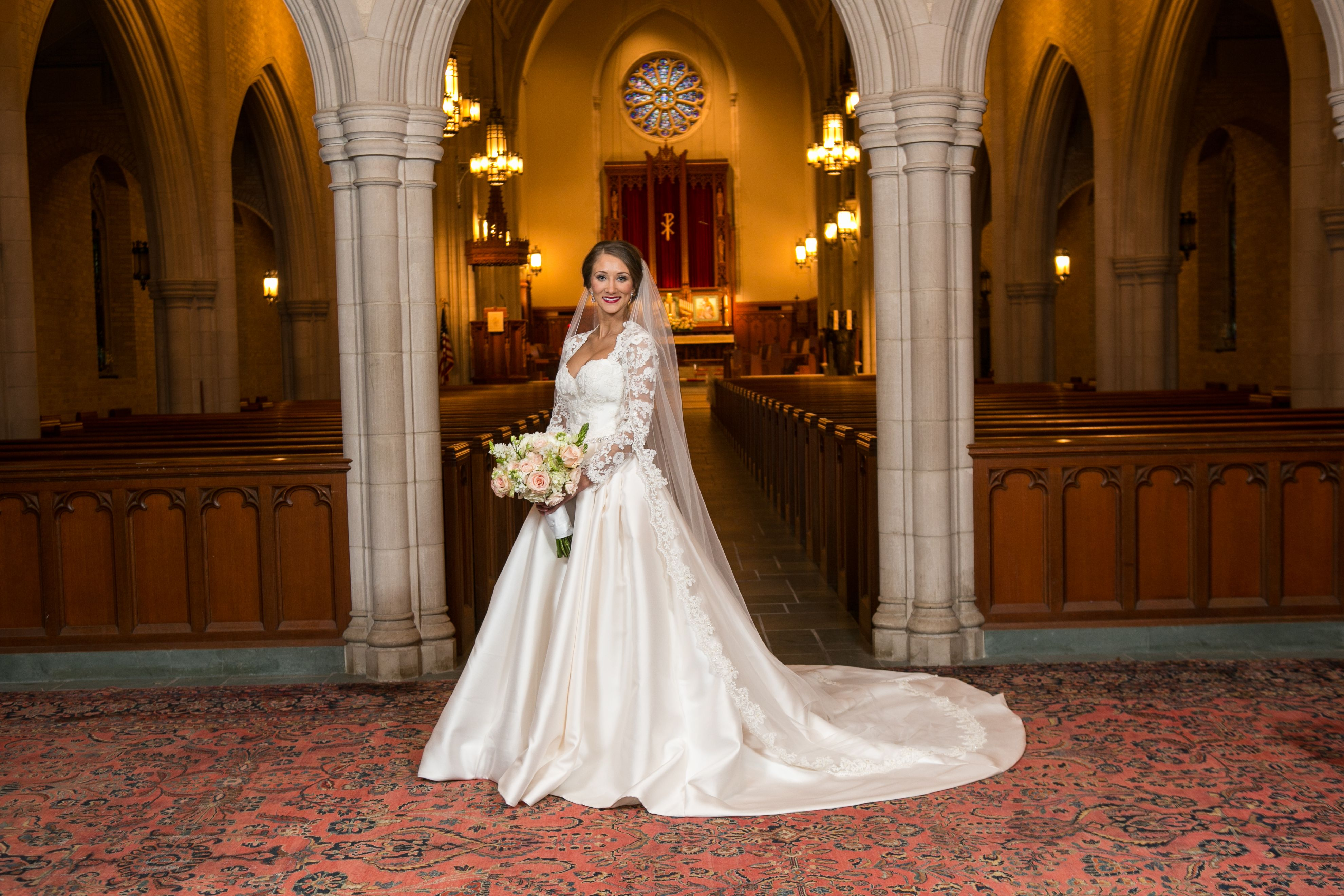 St. Marks Cathedral Shreveport, LA | The Blailey Wedding ...