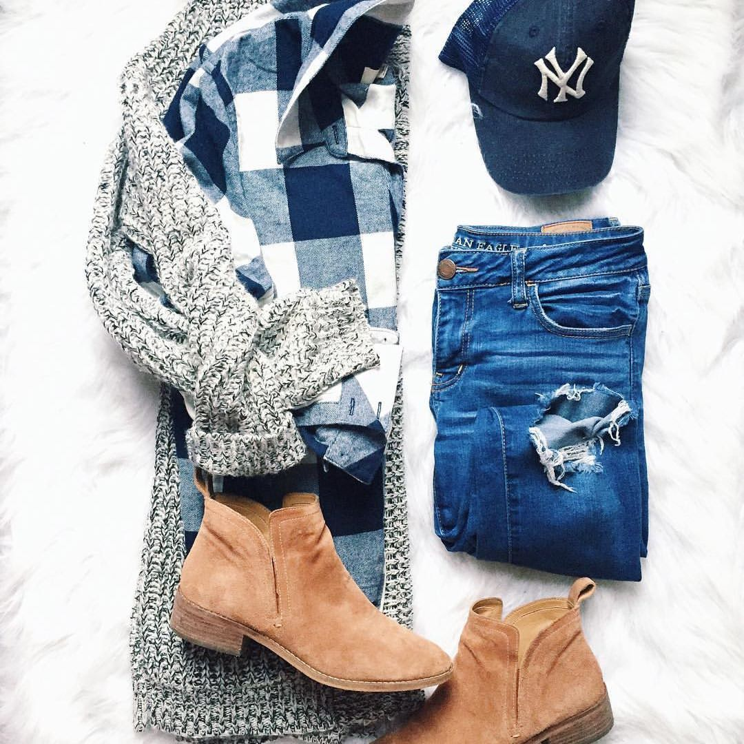 2a61685abb3 Cozy and casual