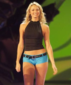 stacy keibler ready to fuck