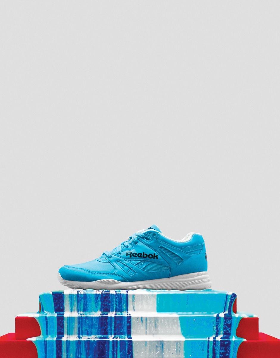 Reebok A video and campaign celebrating 25 Years of Ventilator