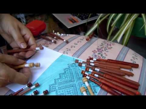 ▶ Encaje Nazareno empiece correcto en abierto - YouTube