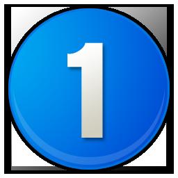 Blue Number 1 Icon Allianz Logo Icon Logos