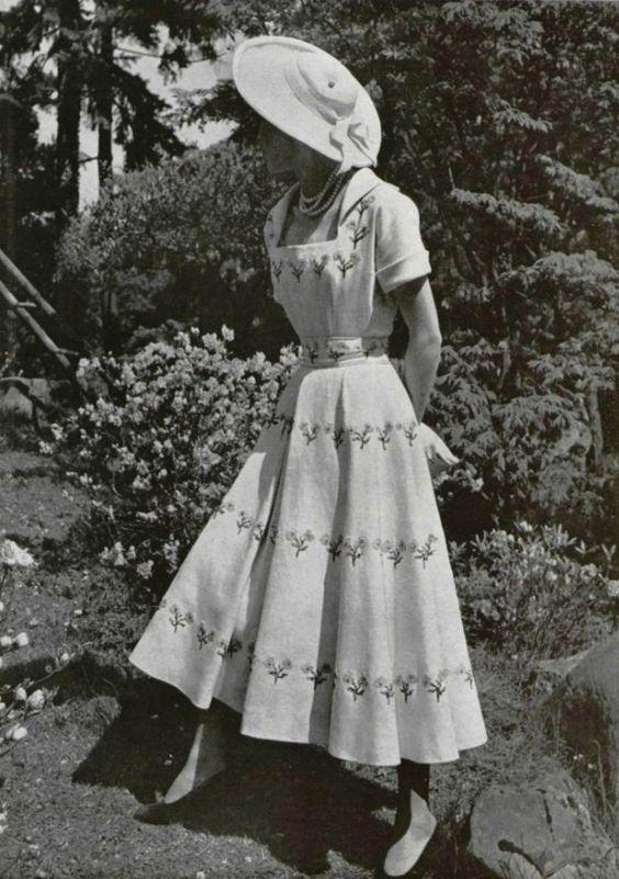 1948 Christian Dior couture 727b001795a