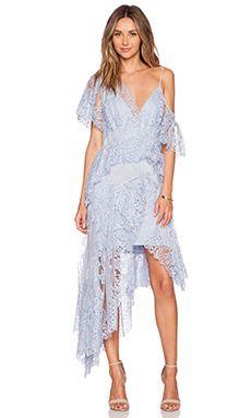 Seer Drape Dress Bridesmaid