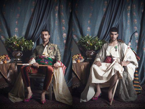 Omarivs Ioseph Filivs Dinæ #Palestinian #fashion designer
