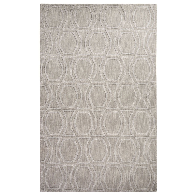 Kate Spade New York By Jaipur Astor Bow Tile Platinum Handloom Wool Rug Geometric Pattern Rug Tile Rug Stylish Rugs
