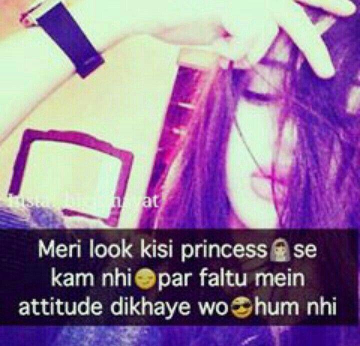 Image by Àìźá Ķhàñ on Qùøťè§ Attitude quotes, Girl