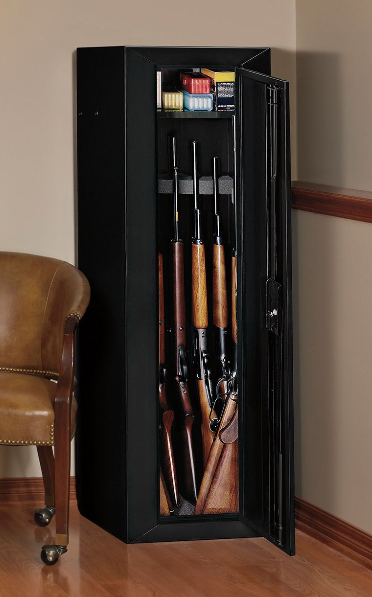 Store your firearms safely and securely in a Sentinel® 10-Gun ...