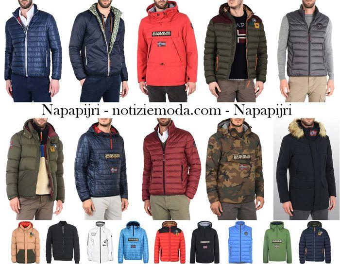wholesale dealer 182ff 717da Piumini Napapijri autunno inverno 2017 2018 nuovi arrivi ...