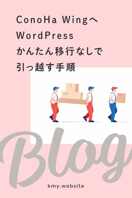 ワード プレス ブログ