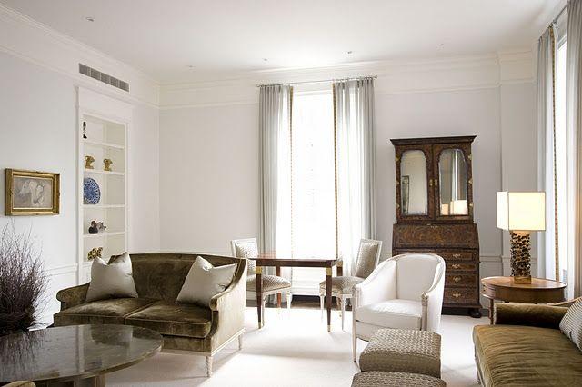 vt interiors - classy apartment living Living Room Pinterest