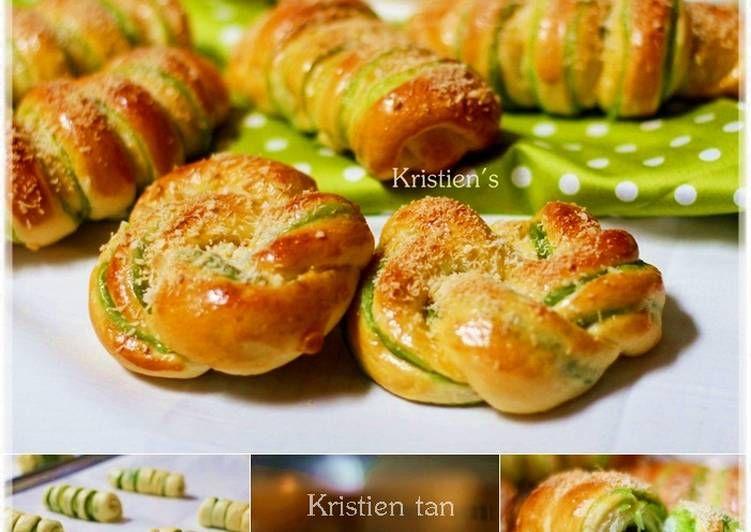 Resep Roti Manis Pandan Soft Roll Oleh Tintin Rayner Resep Resep Roti Rotis Resep Sarapan