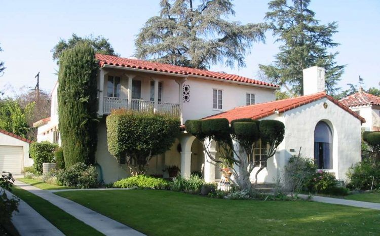Classical Spanish Style Home Spanish Style Homes Spanish Colonial Homes Spanish Style