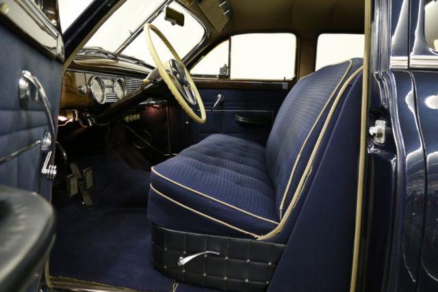 1948 Packard Super Eight 7 Passenger Deluxe Sedan