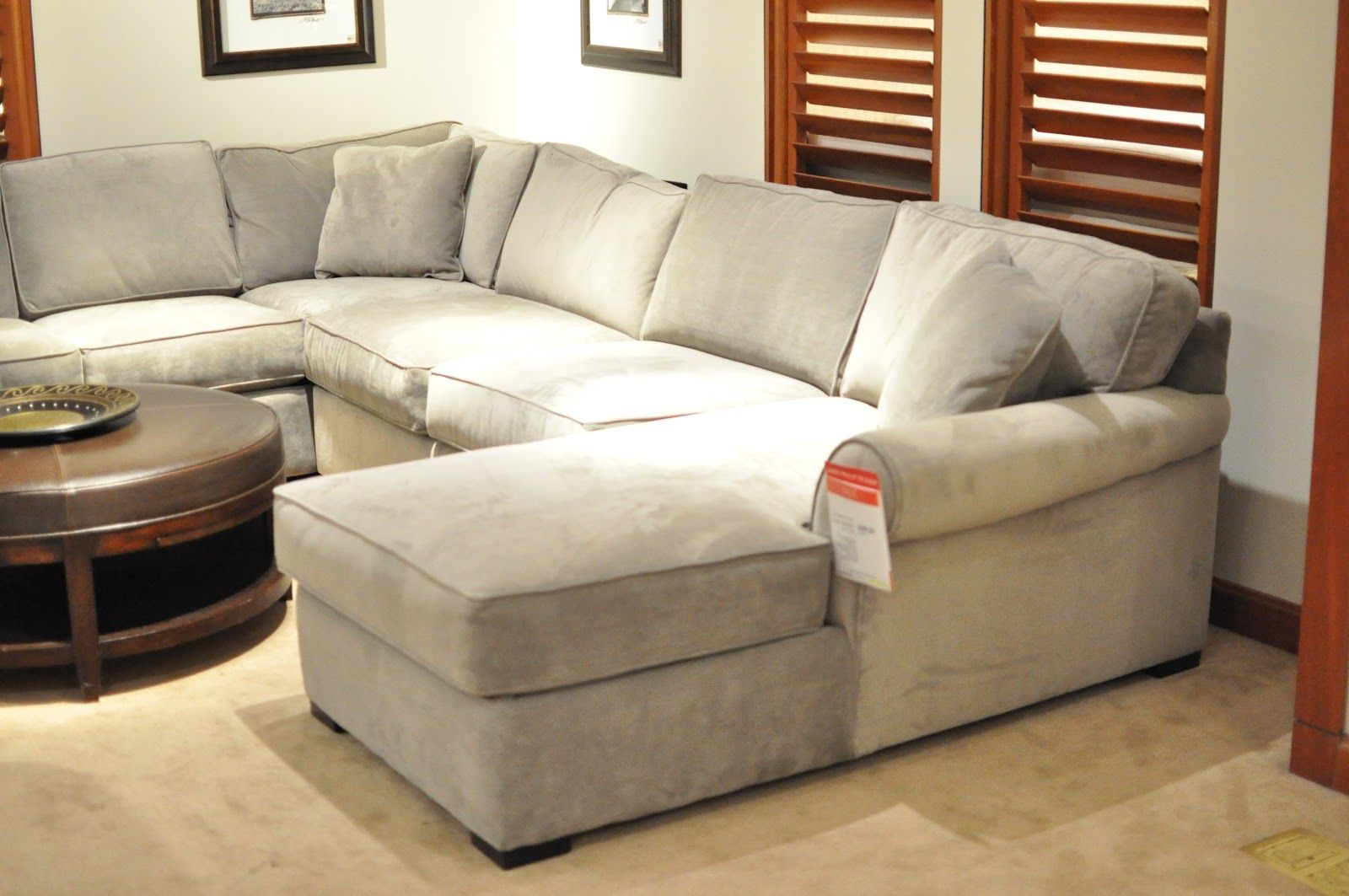 Buchanan Sectional Sofa Pottery Barn Living Room Sofa Design