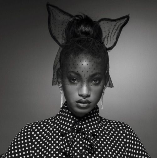 """browngurl: """"Willow Smith for Vogue """""""