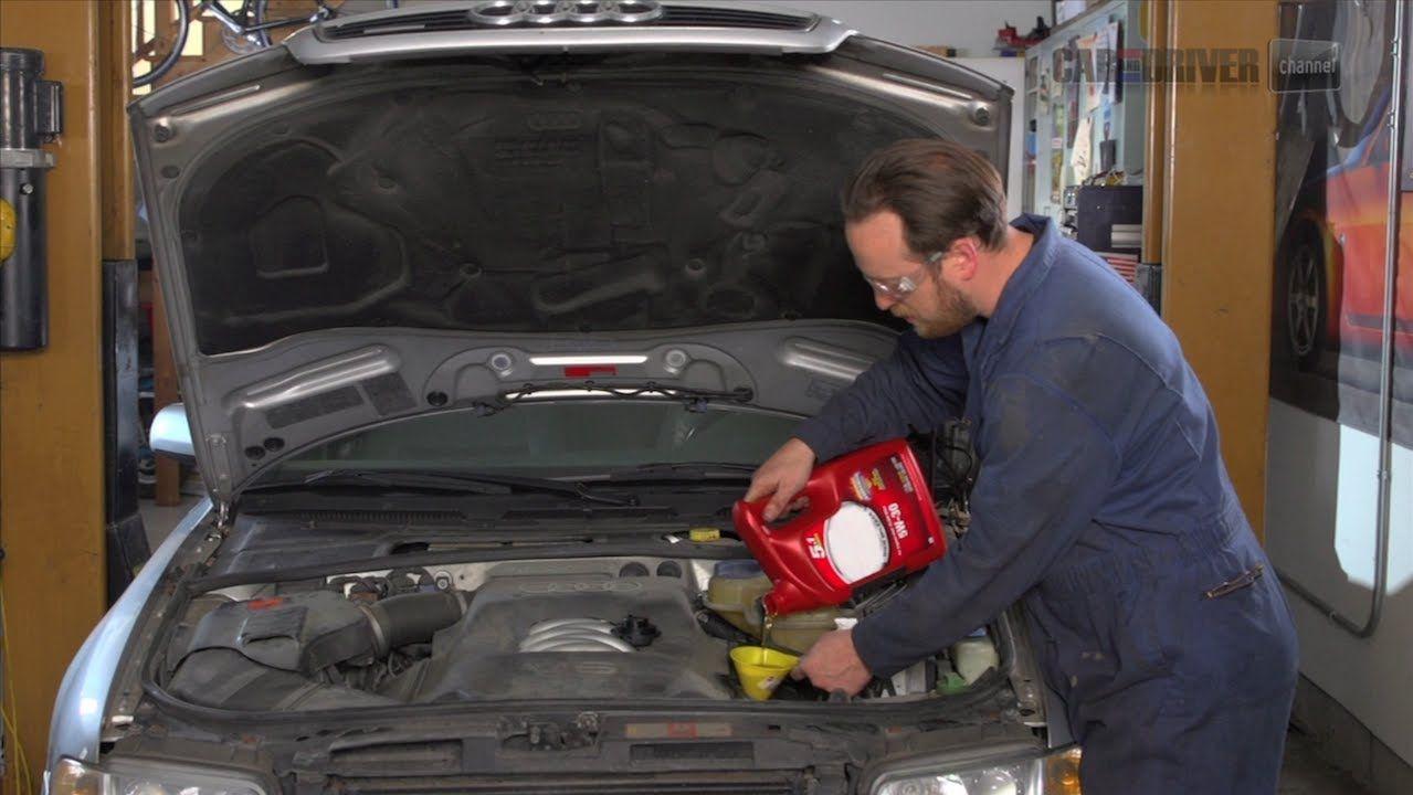 Basic Automotive Maintenance Part 2 Automotive Auto Repair Car