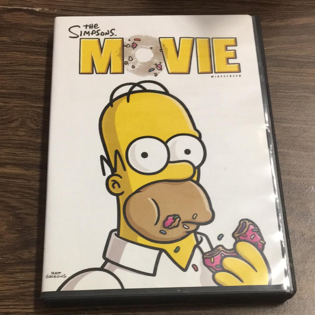 The Simpsons Movie Dvd Somos Gallery The Simpsons Movie The Simpsons Simpson