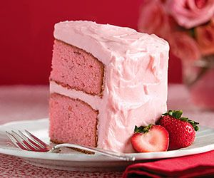 Add Strawberry Preserves Cake Mix