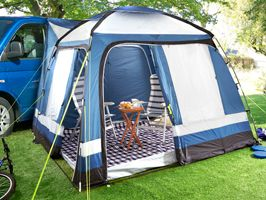 Drive Away Awning Movelite Midi For Campervans And Motorhomes Camper Van Vw Caddy Maxi Motorhome