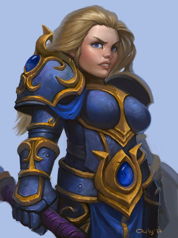 Sylmeria By Lowly Owly World Of Warcraft In 2019 Dwarf Paladin