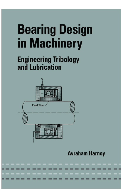 Bearing Design in Machinery Engineering Tribology and