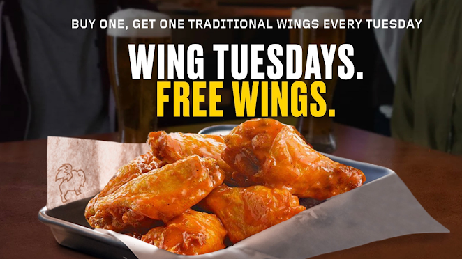 Gift Card Does Buffalo Wild Wings Have The Best Wings Buffalo Wild Wings Best Wings Buffalo Wild