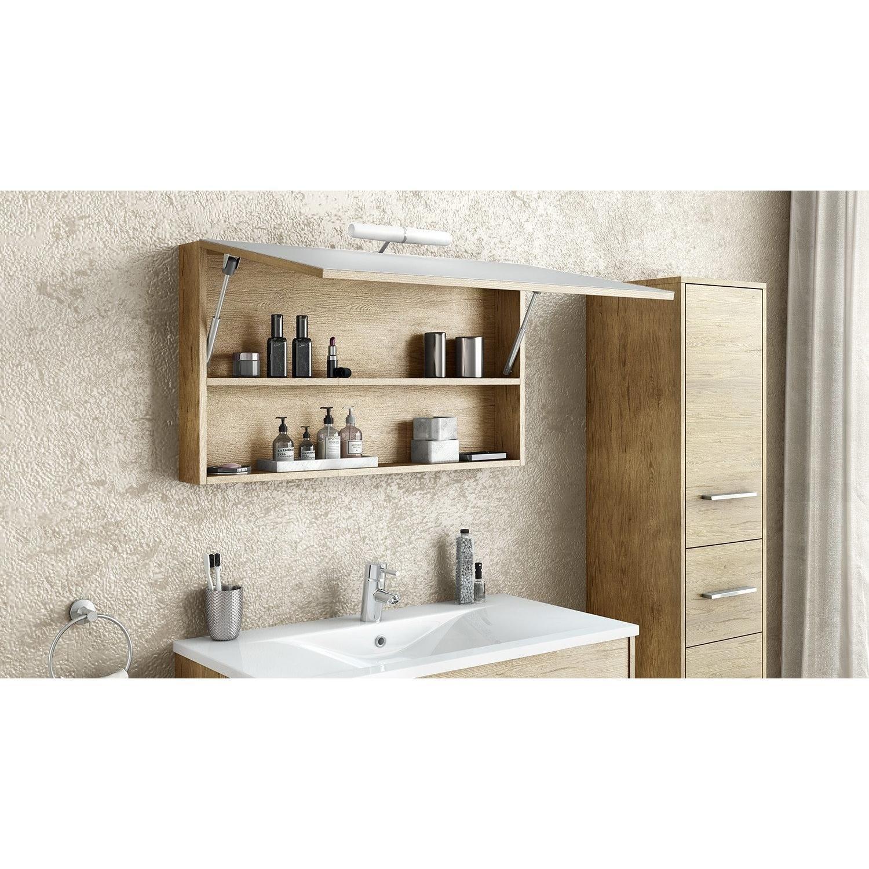 Bathroom Vanity Cabinet Set Single Sink