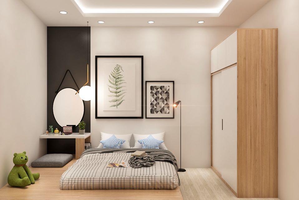 2486 Interior Bedroom Scene Sketchup Model By ...