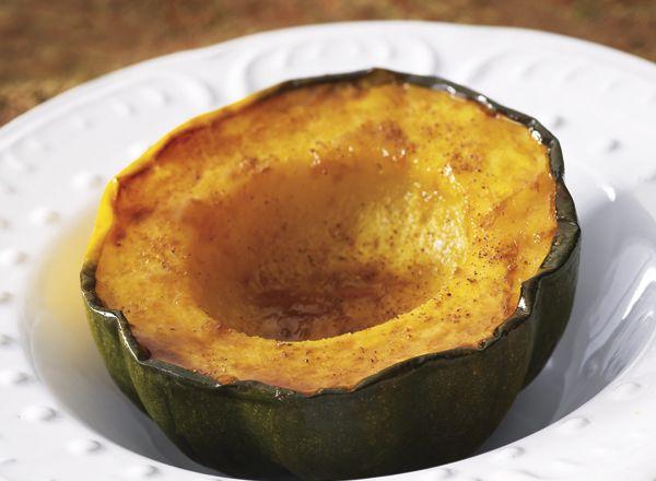 Sweet Roasted Acorn Squash Recipe Acorn Squash Recipes