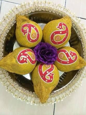 Image Result For Indian Enement Tray Decoration Ideas Box Ring