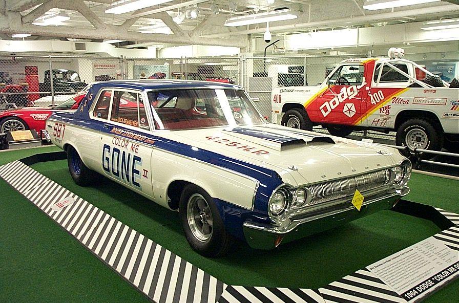 Color Me Gone Funny Car 1964 DODGE 'COLOR ME GONE