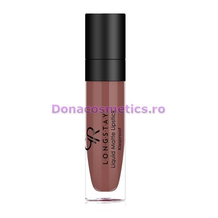 Ruj Golden Rose Longstay Liquid Matte Nr 22 Golden Rose Lipstick Rose Lipstick Lipstick