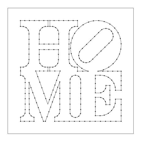 30 Free Printable String Art Patterns (Direct Download) #stringart