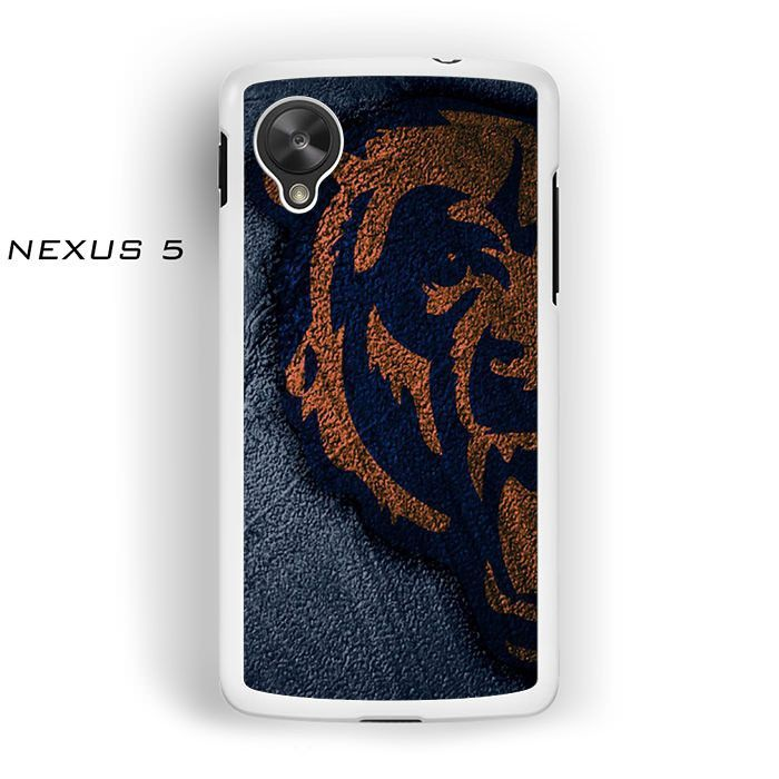 Chicago Bears for Nexus 4/Nexus 5 phonecases