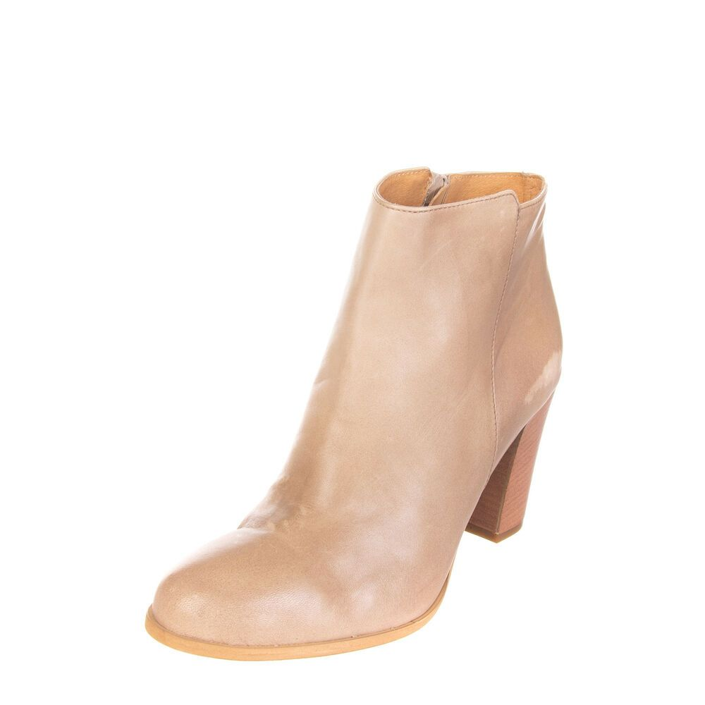 deaa437015c24 PAOLA FERRI By ALBA MODA Leather High Heel Ankle Boots Size 37 UK 4 RRP 225  #fashion #clothing #shoes #accessories #womensshoes #boots (ebay link)