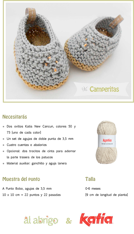 Craft Lovers ♥ Camperitas por Al abrigo | http://www.katia.com/blog ...