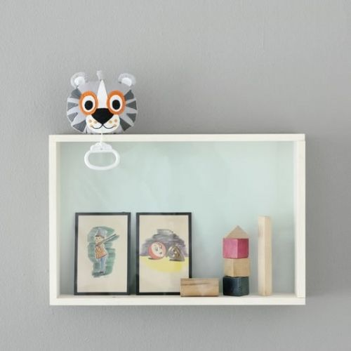 Ferm Living Display Box - Aqua Blue from Little Baby Company